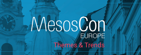 MesosCon Europe 2017 Themes and trends