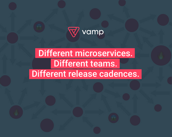 How to avoid microservice dependency hell using Vamp without slowing down your release process