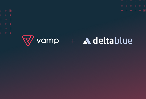 Vamp and DeltaBlue Partner To Integrate AIOps-Driven Release Orchestration Technology Into PaaS Platform
